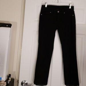 Genetic Denim The Kit Black Jeans 27